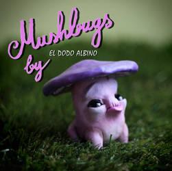 Mushbug , the sad one by dodoalbino
