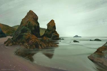Seascape 1 by melaniey