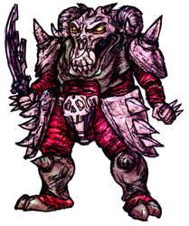 Pretender Skullgrin by Spamo123