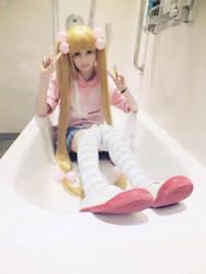 Rin Kokonoe cosplay by eridanamp0ra
