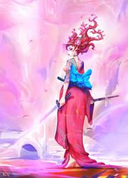 Geisha by Anocha