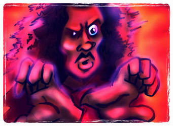 Sho-Nuff by SilverPantherStudios