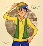Piaui - Humanization by SannyUchiha