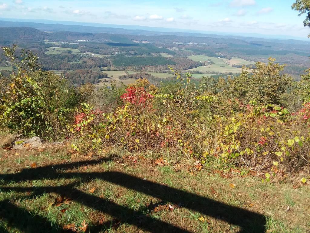 fall mountain overlook by apm491 on deviantart