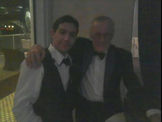 Me with Stan Lee  by Asidillaartworks
