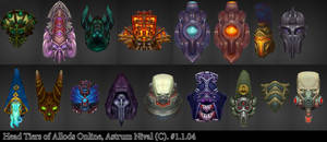 Head Tiers - Allods by janesthlm