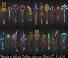 Wands - Allods by janesthlm