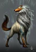 Rivel Wolflord - gyromancer by kunkka