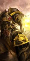 Daemonhunter Inquisitor I by kunkka