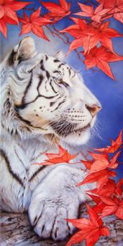 Tiger by IrenaDem