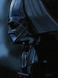 Vader by galiotti