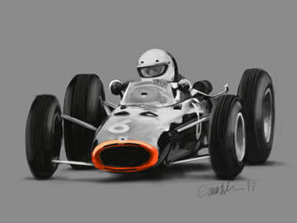 Number 6 Car by galiotti