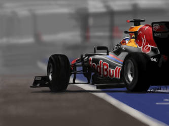 Red Bull by galiotti