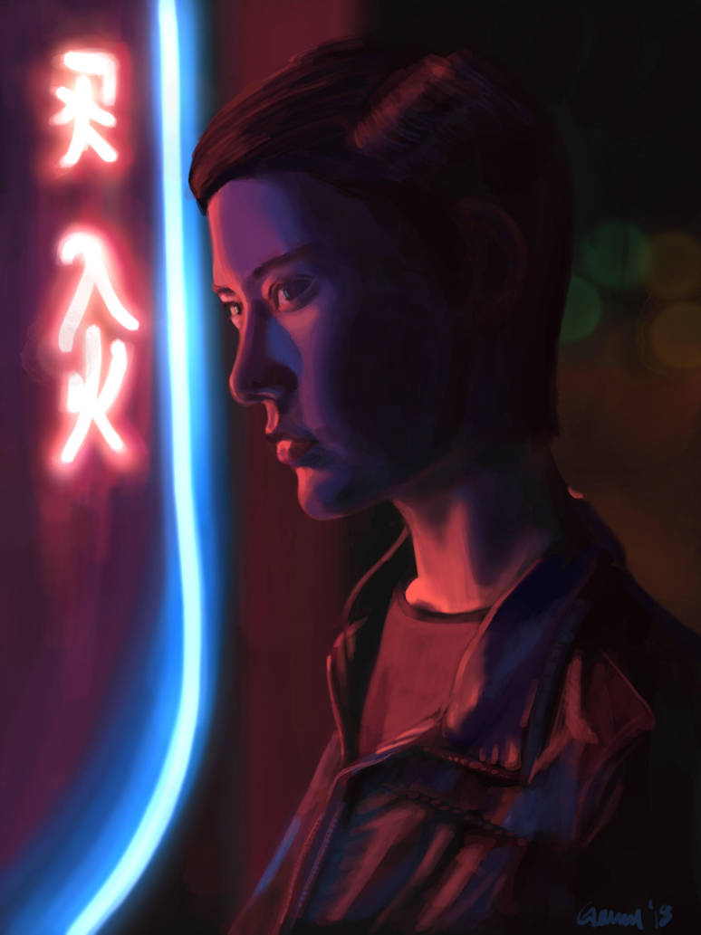 Neon by galiotti