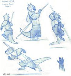 Kung Fu Party I - Dakkan by Kobb
