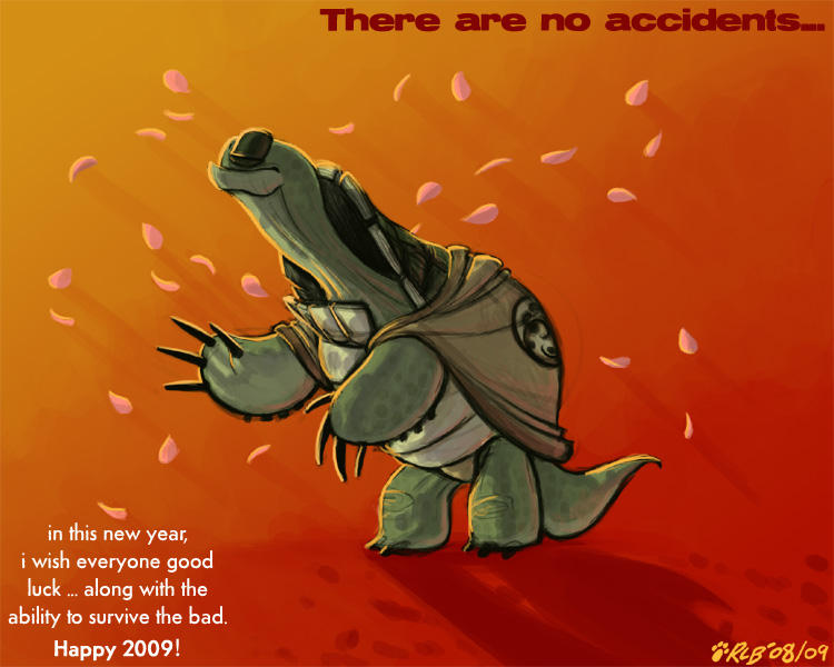 Oogway 2009 By Kobb On Deviantart