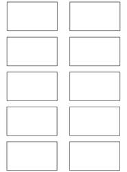 storyboard template 2 :larger: by Kobb