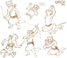 commission: Orch concepts by Kobb