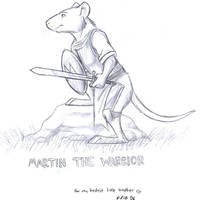 Martin the Warrior by Kobb