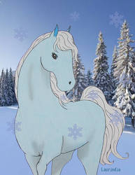 Winter by Laurindie