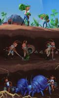 AC#149 Ant...thro Farm Life by Mad-Ram