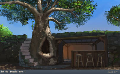EoW329-Shaded Inn wip1 by Mad-Ram