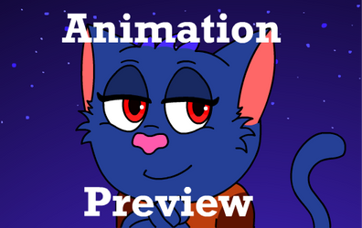 Night in the Woods: Bad Girl - Animation Preview by Toby512