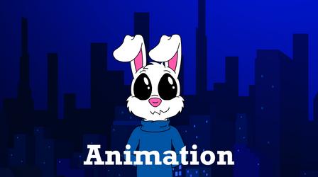 Electro Blue (Original Animation Meme) by Toby512