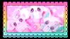Peropero Sparkle Stamp by StarbitCake