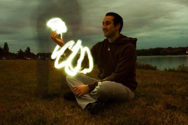 LightPainting by NickyLarson
