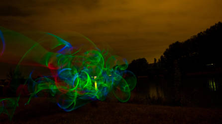 Green Light by NickyLarson