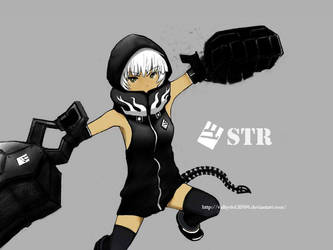 STR by Valkyrie120894
