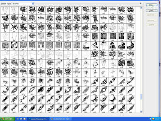 CraZy BRUSH Set + 3.000 by heloko
