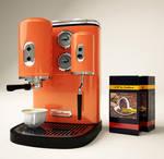 Espresso Maker by Elyathan
