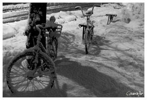 Snow Rides by mariaper