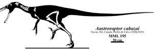 Austroraptor, Spinosaur-Mimic by Qilong