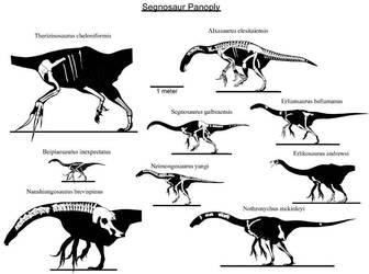 Segnosaurs For Your Amusement by Qilong