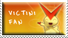 Victini Fan Stamp by Fastmon