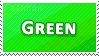Green Colour Stamp by Fastmon