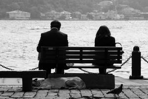 Everyone Alone by CaGaTaYGENCAY