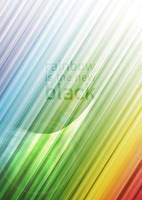 Rainbow is the new black by twinware