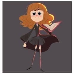 Hermione by RaynerAlencar
