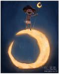 Moon Keeper by RaynerAlencar