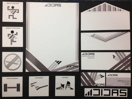 Adidas Stationary and Logo by streetbaling247
