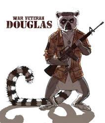 Coon Cop - Douglas by Daandric