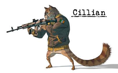 Coon Cop - Cillian by Daandric