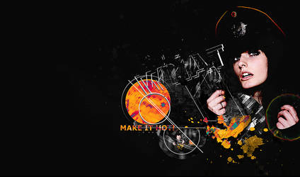 Make It HOT by KaueDalcin