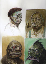 Innsmouth-group by Wiggers123