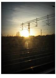 Night train to Kolari I by liinu