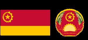 Manchurian Socialist Republic by Sir-Conor